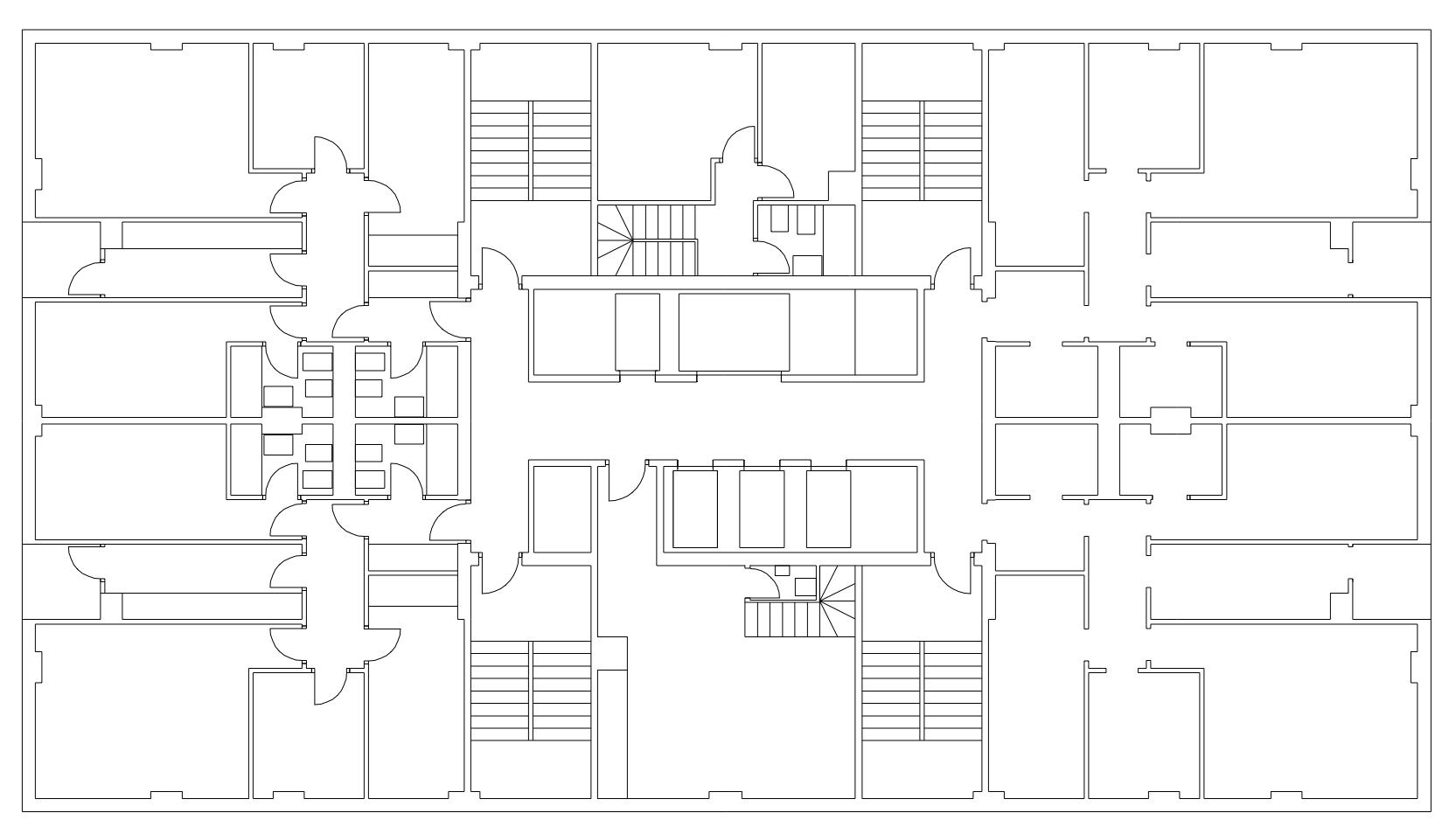 Concurso para una torre de viviendas | Imagen de proyecto4