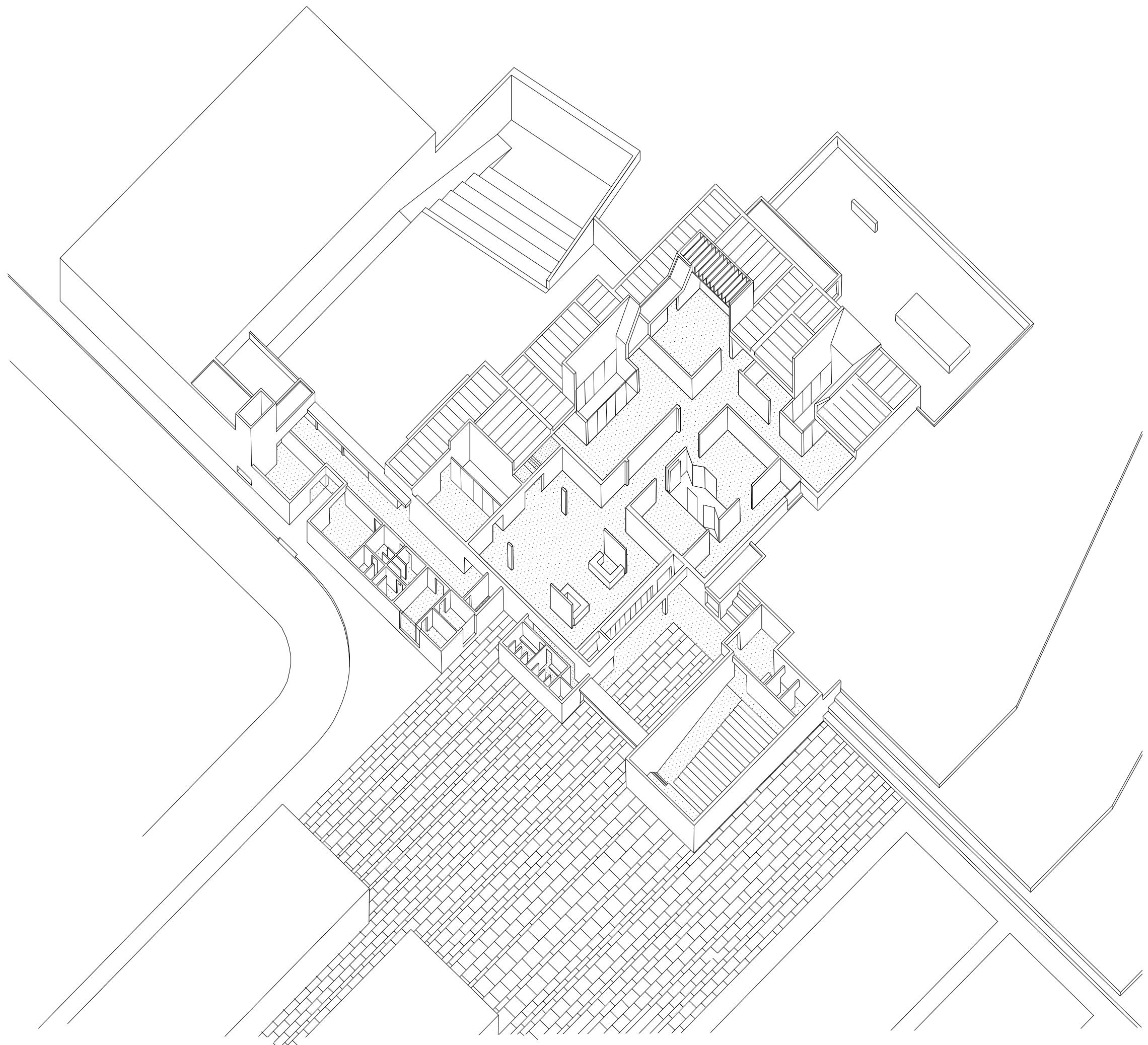 Concurso para el Museo de la Universidad   Imagen de proyecto5