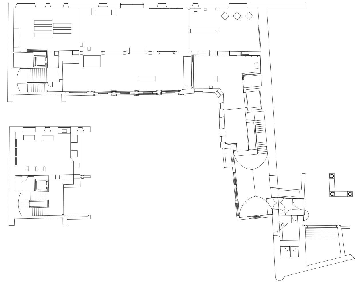Reforma e  instalación museográfica del Museo de Bellas Artes de Burgos   Imagen de proyecto9