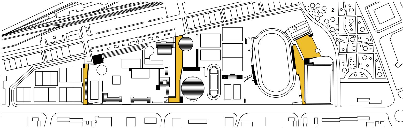 Ampliación del Polideportivo de Aluche | Imagen de proyecto7