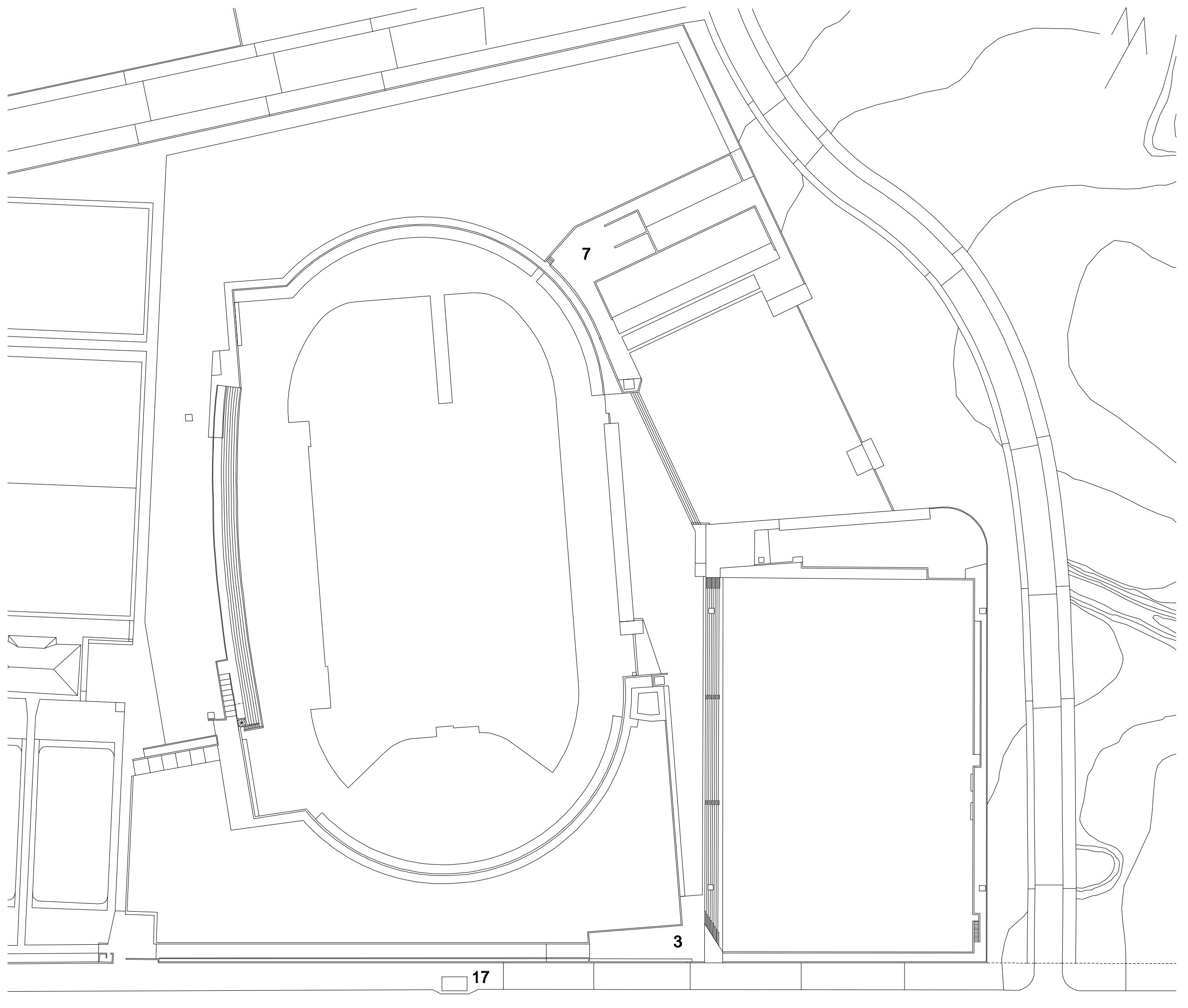 Ampliación del Polideportivo de Aluche | Imagen de proyecto8