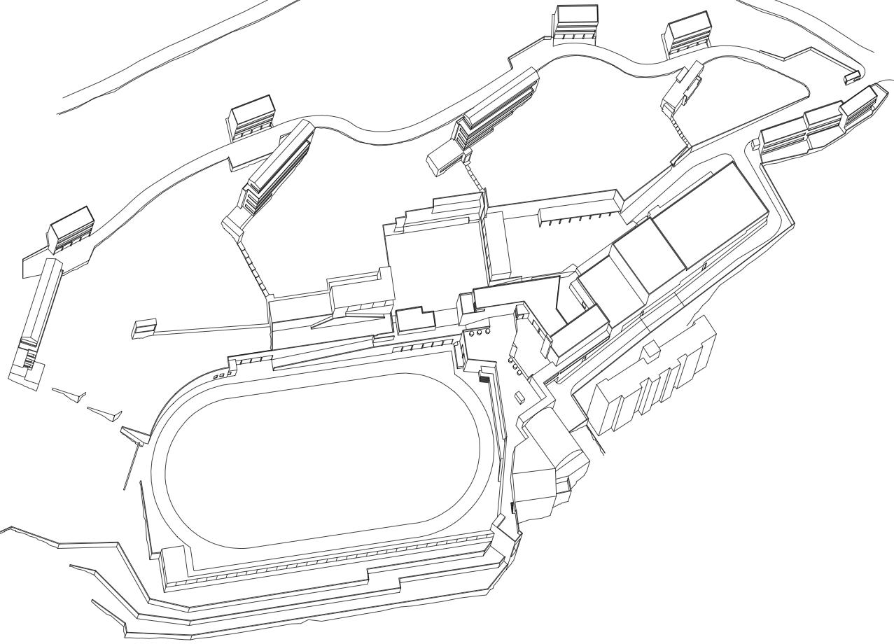 Concurso para un centro deportivo de alto rendimiento | Imagen de proyecto4