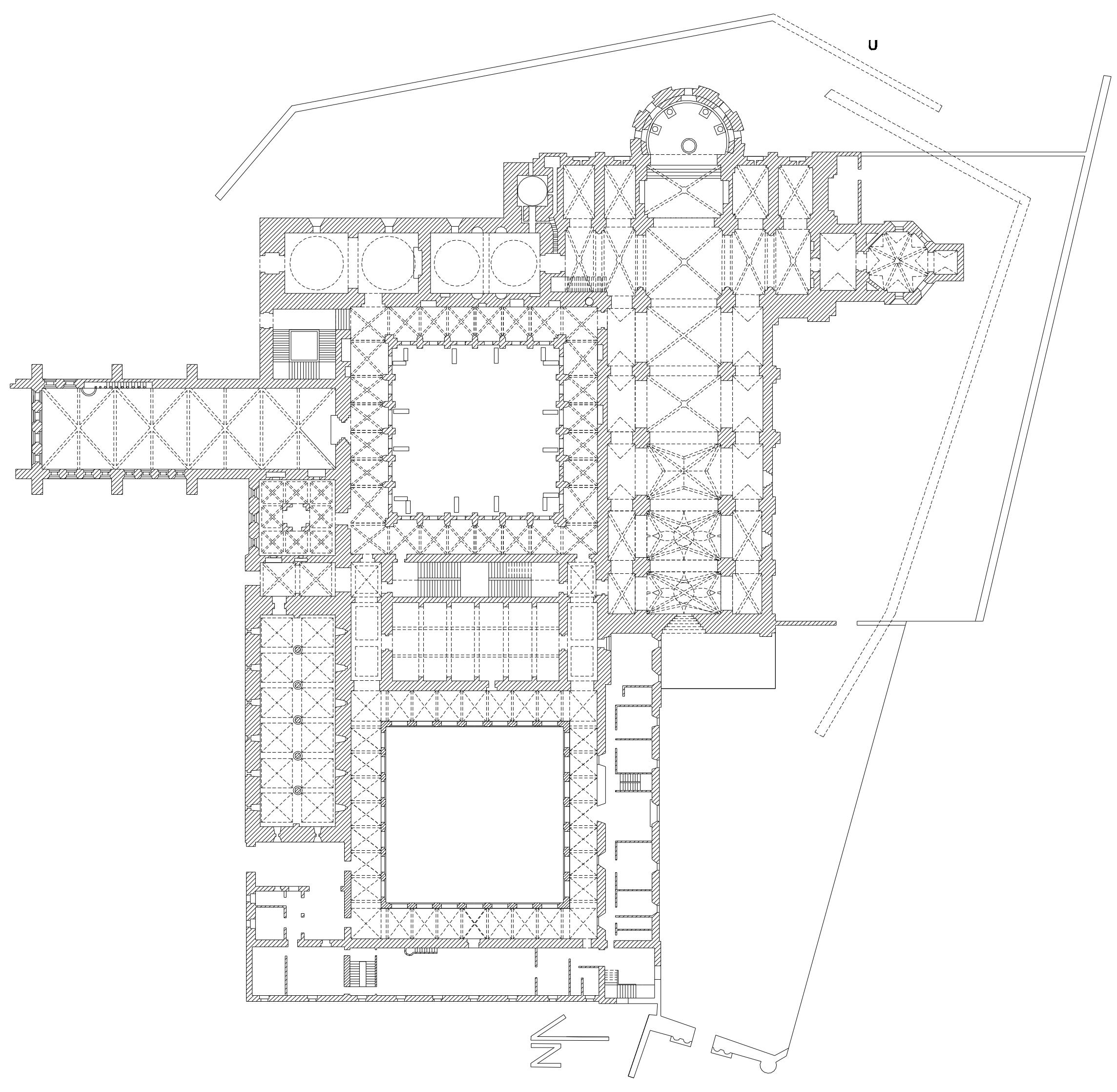 Restauración del Monasterio de Santa María de Huerta. Ministerio de cultura | Imagen de proyecto9