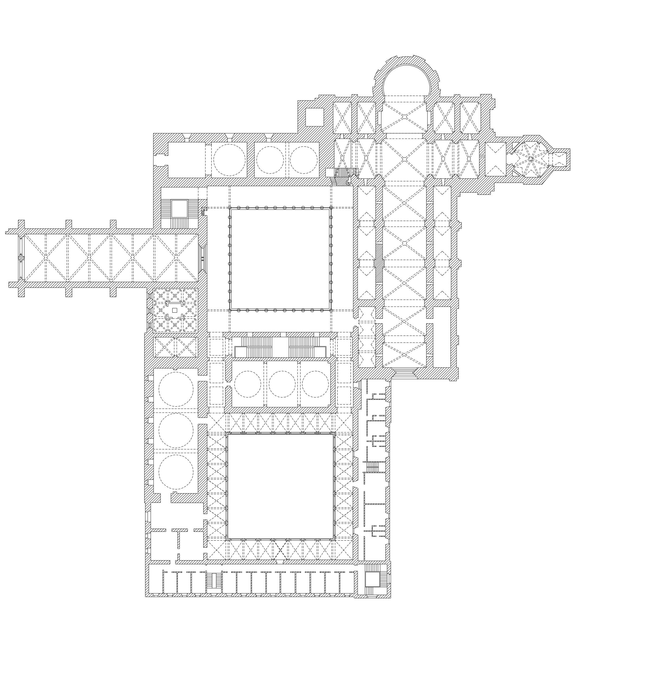 Restauración del Monasterio de Santa María de Huerta. Ministerio de cultura | Imagen de proyecto10